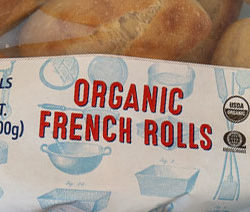 Trader Joe's Organic French Rolls