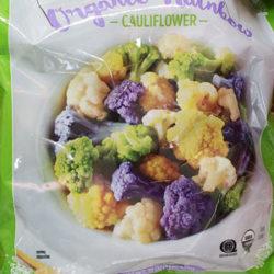 Trader Joe's Organic Rainbow Cauliflower