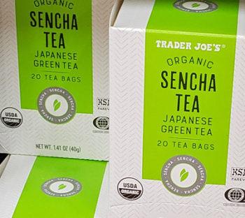 Trader Joe's Organic Sencha Japanese Green Tea