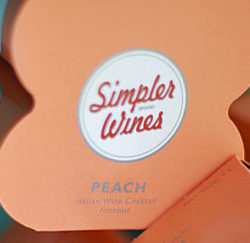 Trader Joe's Simpler Wines Peach