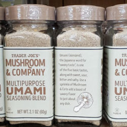 Trader Joe's Mushroom & Company Multipurpose Umami Seasoning Blend