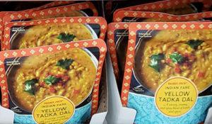 Trader Joe's Yellow Tadka Dal