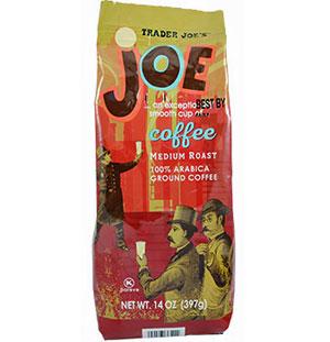 Trader Joe's Medium Roast Joe Coffee
