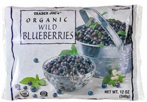Trader Joe's Organic Wild Blueberries