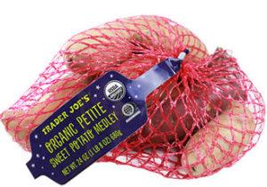 Trader Joe's Organic Petite Sweet Potato Medley