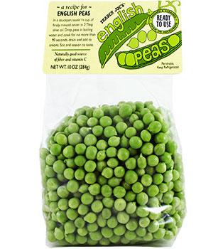 Trader Joe's English Peas