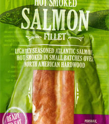 Trader Joe's Hot Smoked Salmon Fillet