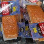 Trader Joe's Hot Smoked Scottish Salmon