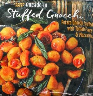Trader Joe's Outside-In Stuffed Gnocchi