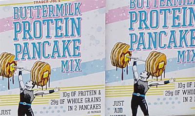 Trader Joe's Buttermilk Protein Pancake Mix Reviews