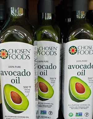 Chosen Foods Avocado Oil