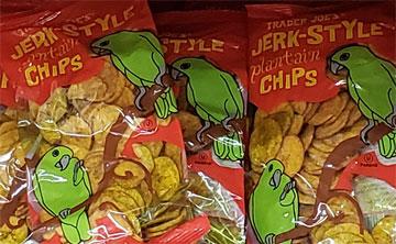 Trader Joe's Jerk-Style Plantain Chips Reviews