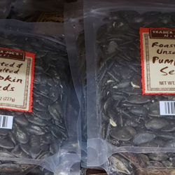 Trader Joe's Roasted & Unsalted Pumpkin Seeds