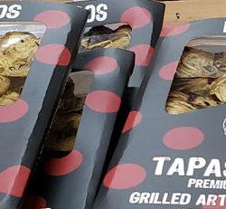 Trader Joe's Tapas Style Grilled Artichoke Halves