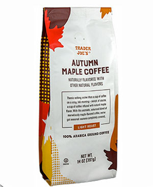 Trader Joe's Autumn Maple Coffee Reviews