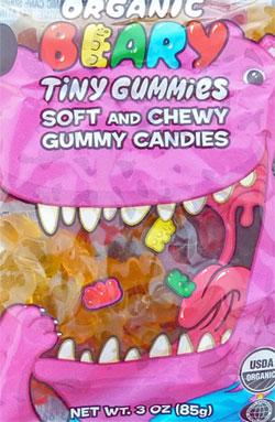 Trader Joe's Organic Beary Tiny Gummies