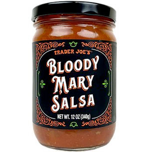 Trader Joe's Bloody Mary Salsa