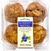 Trader Joe's Blueberry Muffins