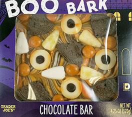 Trader Joe's Boo Bark Chocolate Bar