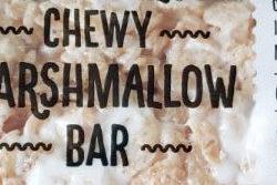 Trader Joe's Chewy Marshmallow Bar