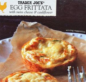 Trader Joe's Egg Frittata