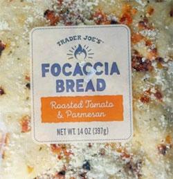 Trader Joe's Focaccia Bread