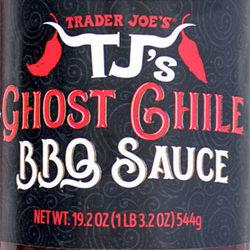 Trader Joe's Ghost Chile BBQ Sauce