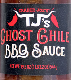 Trader Joe's Ghost Chile BBQ Sauce Reviews