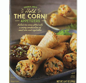Trader Joe's Hold the Corn! Appetizers