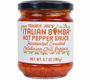 Trader Joe's Italian Bomba Hot Pepper Sauce