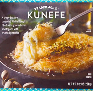 Trader Joe's Kunefe