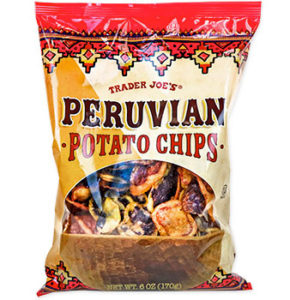 Trader Joe's Peruvian Potato Chips
