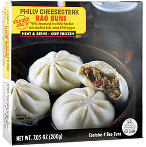 Trader Joe's Philly Cheesesteak Bao Buns Reviews