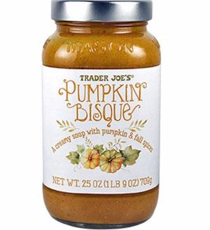 Trader Joe's Pumpkin Bisque Reviews