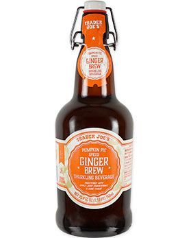 Trader Joe's Pumpkin Pie Spiced Ginger Brew  Reviews
