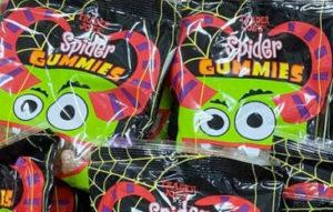 Trader Joe's Spider Gummies