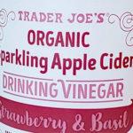 Trader Joe's Organic Cucumber & Mint Sparkling Apple Cider Vinegar