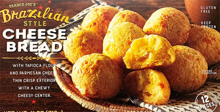 Trader Joe's Brazilian Style Cheese Bread Reviews