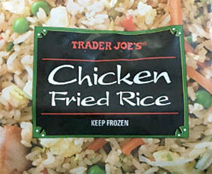 Trader Joe's Chicken Fried Rice Reviews