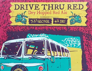 Trader Joe's Drive Thru Red Ale