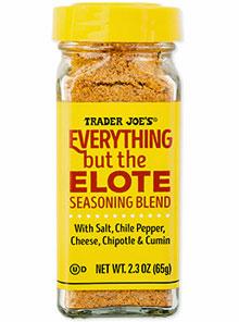 Trader Joe's Everything but the Elote Seasoning
