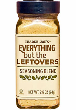 Trader Joe's Everything But The Leftovers Seasoning Blend
