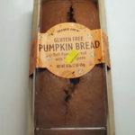 Trader Joe's Gluten-Free Pumpkin Bread