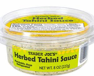 Trader Joe's Herbed Tahini Sauce