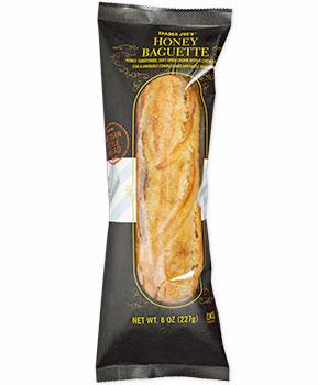 Trader Joe's Honey Baguette
