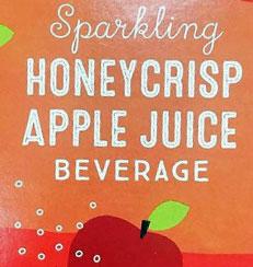 Trader Joe's Sparkling Honeycrisp Apple Juice Reviews