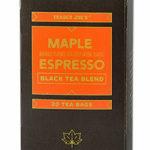 Trader Joe's Maple Espresso Black Tea Blend