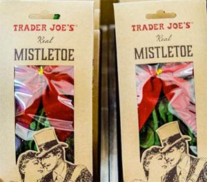 Trader Joe's Mistletoe