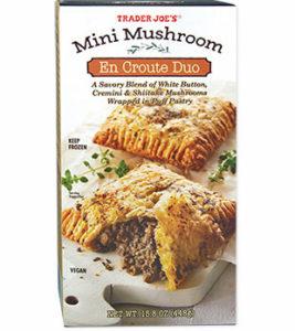 Trader Joe's Mini Mushroom en Croute Duo