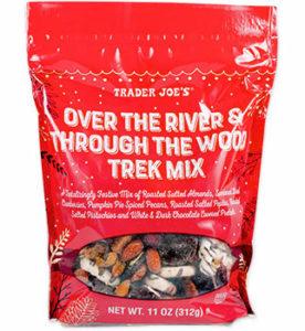Trader Joe's Over the River & Through the Wood Trek Mix
